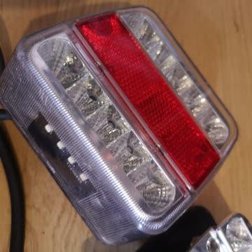 Auto Anhänger Led Beleuchtung
