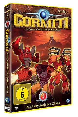 Gormiti - Staffel 1.5