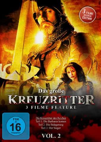 Das grosse Kreuzritter 3 Filme Feature - Vol. 2
