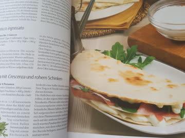 Die Rezepte der traditionellen italienischen Küche