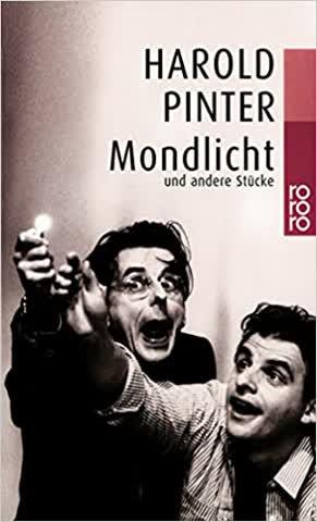 Harold Pinter, Mondlicht und andere Stücke