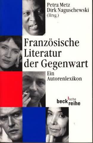 Französische Literatur der Gegenwart