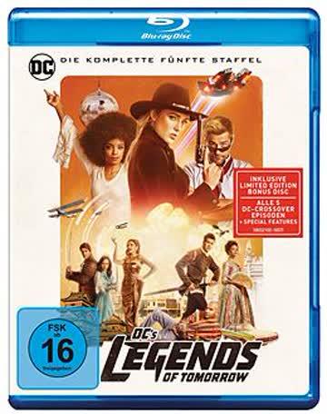 DC -Legends of Tomorrow- Staffel 5
