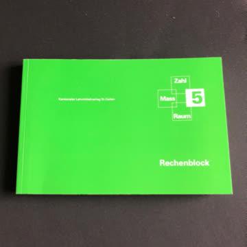 Rechenblock - Zahl, Mass, Raum- 5. Klasse