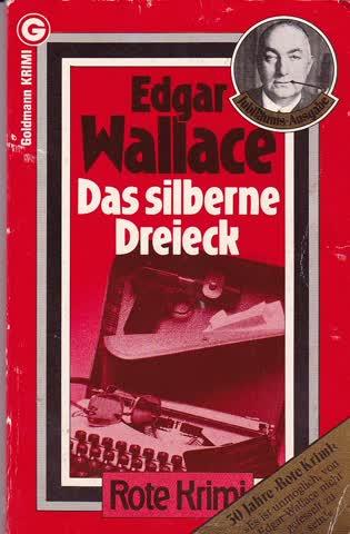 Edgar Wallace: Das silberne Dreieck