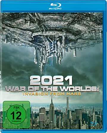 2021 - War of the Worlds - Invasion vom Mars