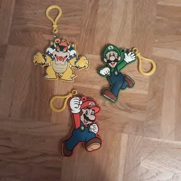 Super Mario Anhänger