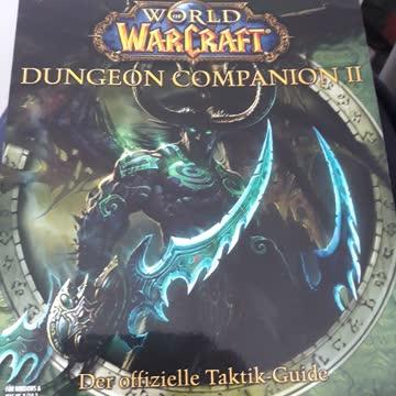 Dungeon Companion 2 WOW Buch