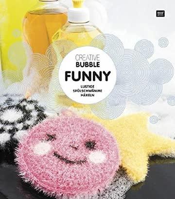Creative Bubble Funny lustige Spülschwämme häkeln