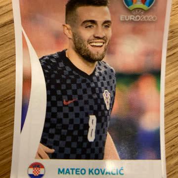 Panini UEFA EURO 2020 - Mateo Kovacic