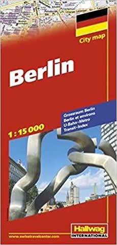 Berlin Citymap 2012
