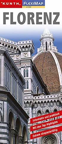 Stadtplan Florenz