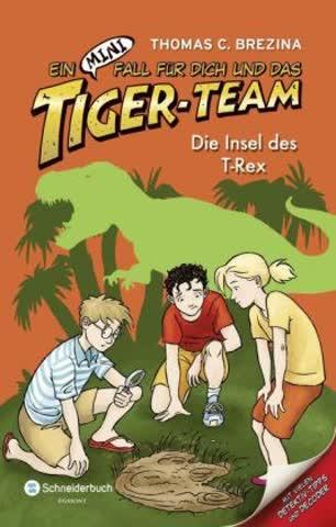 Ein MINI-Fall für dich und das Tiger-Team - Die Insel des T-Rex