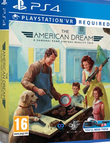 The American Dream - a samurai punk virtual reality trip