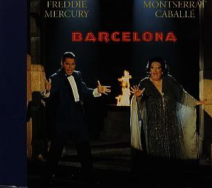 Freddie Mercury - Barcelona (1987/92, & Montserat Caballe)