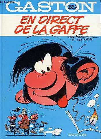 Gaston En Direct de la Gaffe