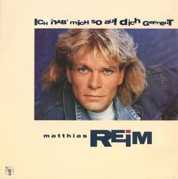 Matthias Reim - Ich hab' mich so auf dich gefreut