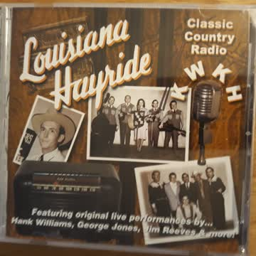 Various - Louisiana Hayride (Classic Country Radio)