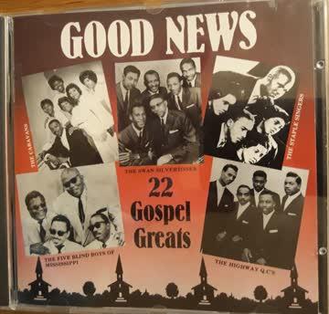 Various - Good News (22 Gospel Greats)