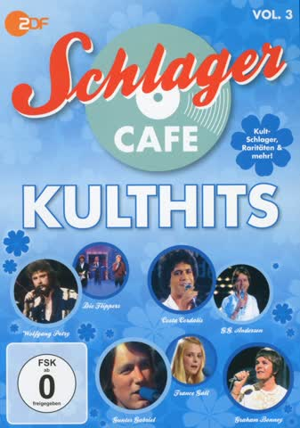 Various Artists - Schlager Cafe Kulthits Vol. 3