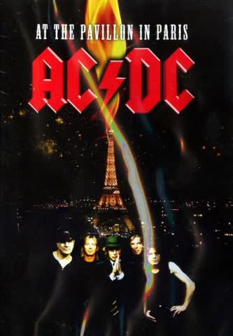 AC/DC - At the Pavillion in Paris (Inofficial)