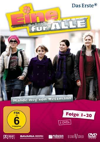 Eine für alle - Frauen können's besser - Staffel 1 (3 DVDs)
