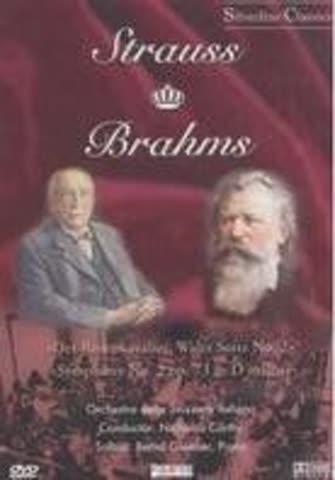 Orchestra Della Svizzera Italiana & Carthy - Strauss / Brahms