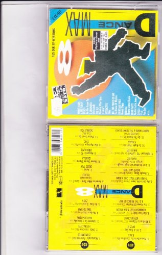 1992) Dance Max 8 (Maxis - Opus III, Adamski, KLF, B.G.the Prince of Rap, Chic..