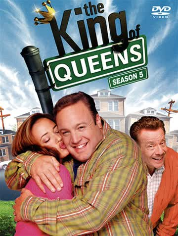 King of Queens - Season 5 [4 DVDs]