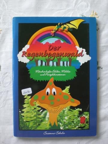Der Regenbogenwald / Märchenhafte Bilder, Mobilés und Dekos