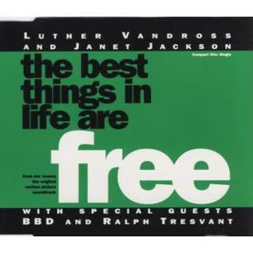 Luther Vandross - Best things in life are free (& Janet Jackson)