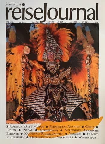 Reisejournal Nr. 1/2, 1989