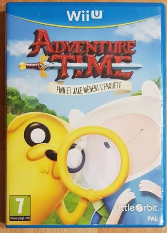 Adventure Time: Finn et Jake menent L'enquete