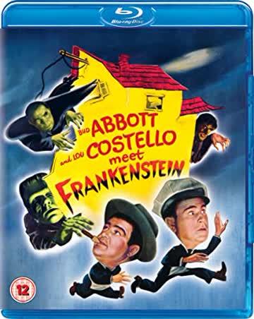 Abbott And Costello Meet Frankenstein (UK Import)
