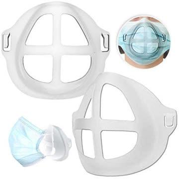 3 D Maskeneinsatz, 2 Stck😷