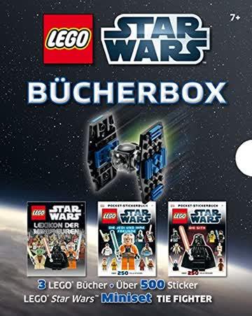 LEGO Star Wars Bücher-Box
