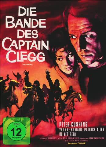 Die Bande des Captain Clegg (Mediabook)