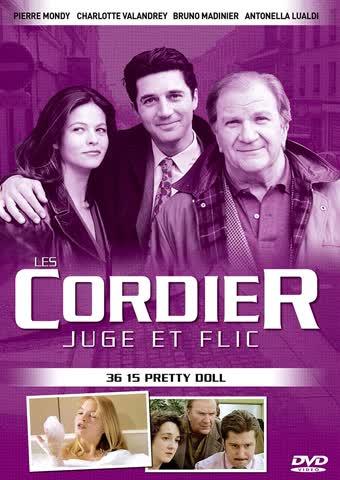 Les cordier juge et flic, vol. 4 : 3615 pretty doll [FR Import]