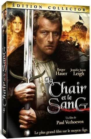 La Chair Et Le Sang (Flesh And Blood) [FR Import]