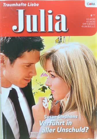 Julia Verführt in aller Unschuld?