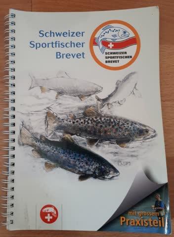 Schweizer Sportfischer Brevet