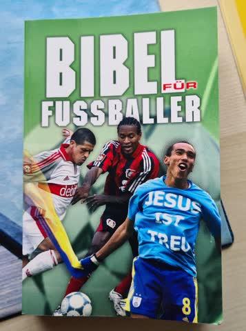 Bibel für Fussballer
