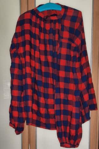 Kariertes Überhemd