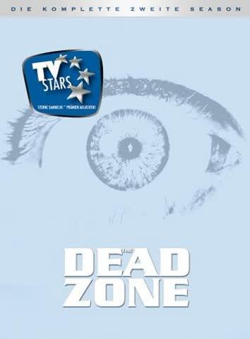 The Dead Zone - Die zweite Season [4 DVDs]