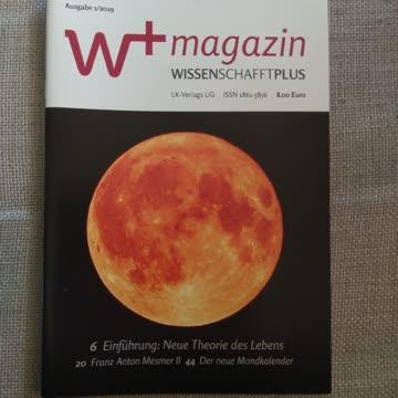 W+ Magazin 1/2019