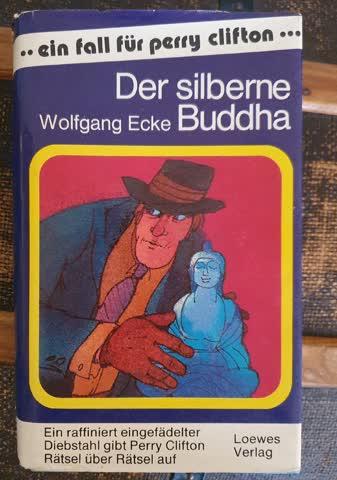 Der silberne Buddha