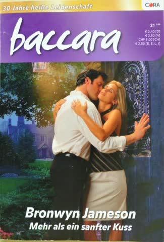 Baccara Mehr als ein sanfter Kuss