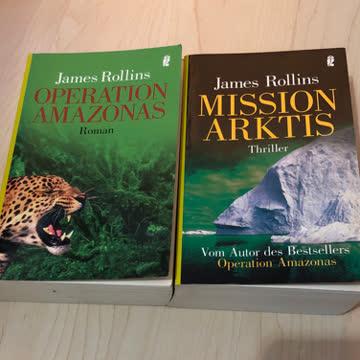 James Rollins Roman / Thriller