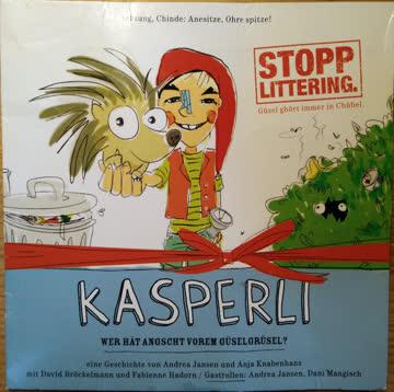 Kasperli - Wer Hät Angscht Vorem Güselgrüsel?