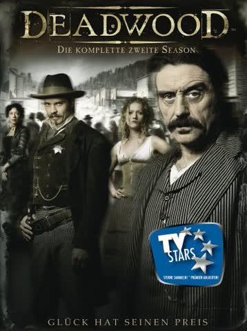 Deadwood - Die komplette zweite Season [4 DVDs]